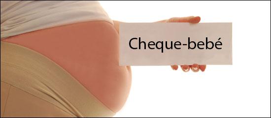 Foto Cheque-Bebé