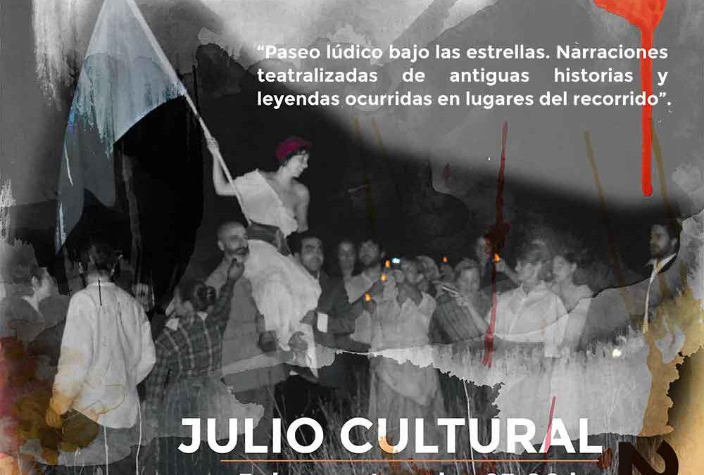 VII RUTA NOCTURNA DE CARCABUEY 1