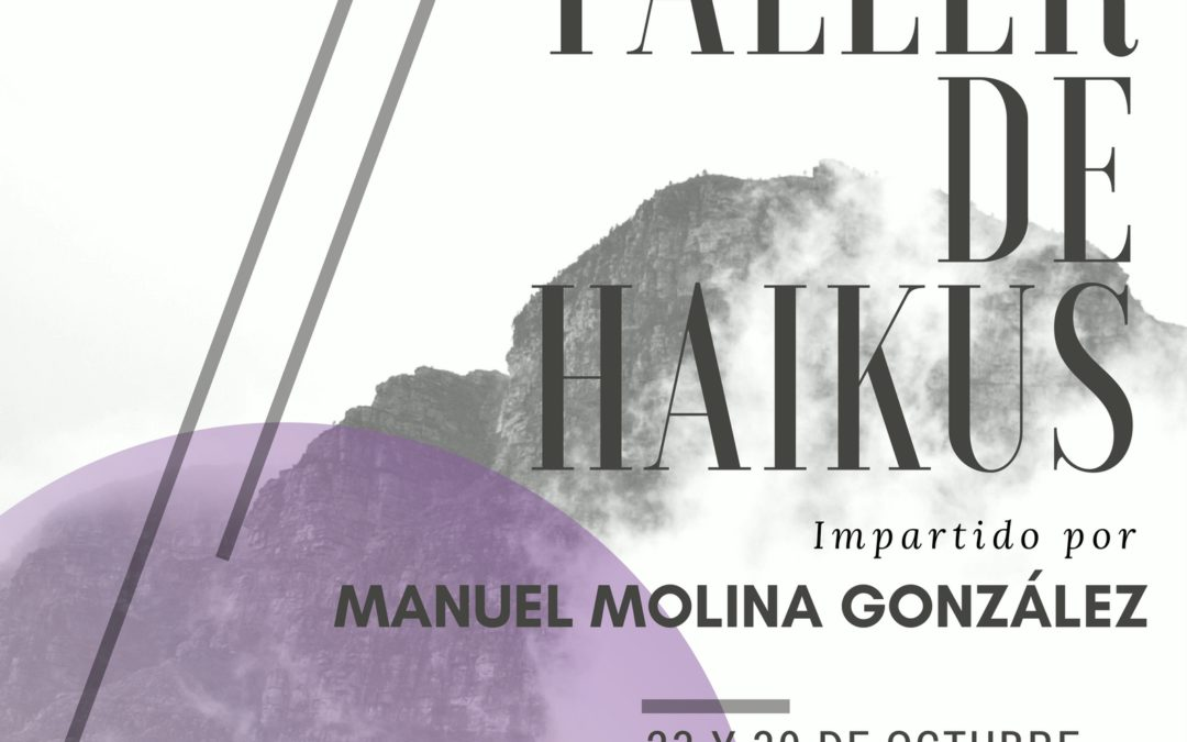 TALLER DE HAIKUS 1