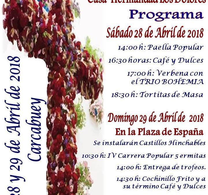 XIX CRUZ DE MAYO 1