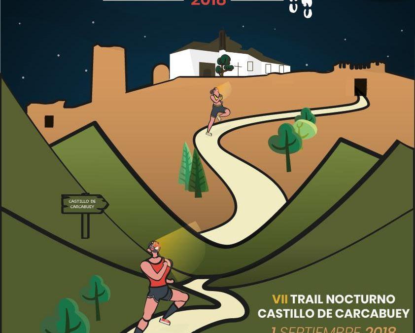 VII TRAIL NOCTURNO CASTILLO DE CARCABUEY 1