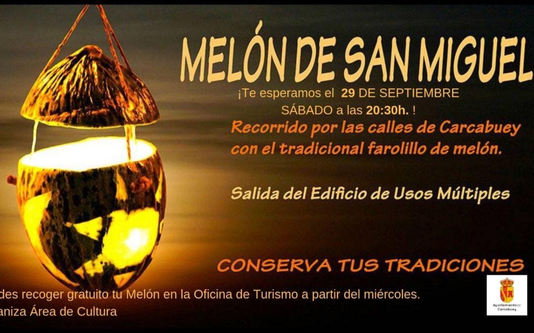 MELÓN DE SAN MIGUEL  1