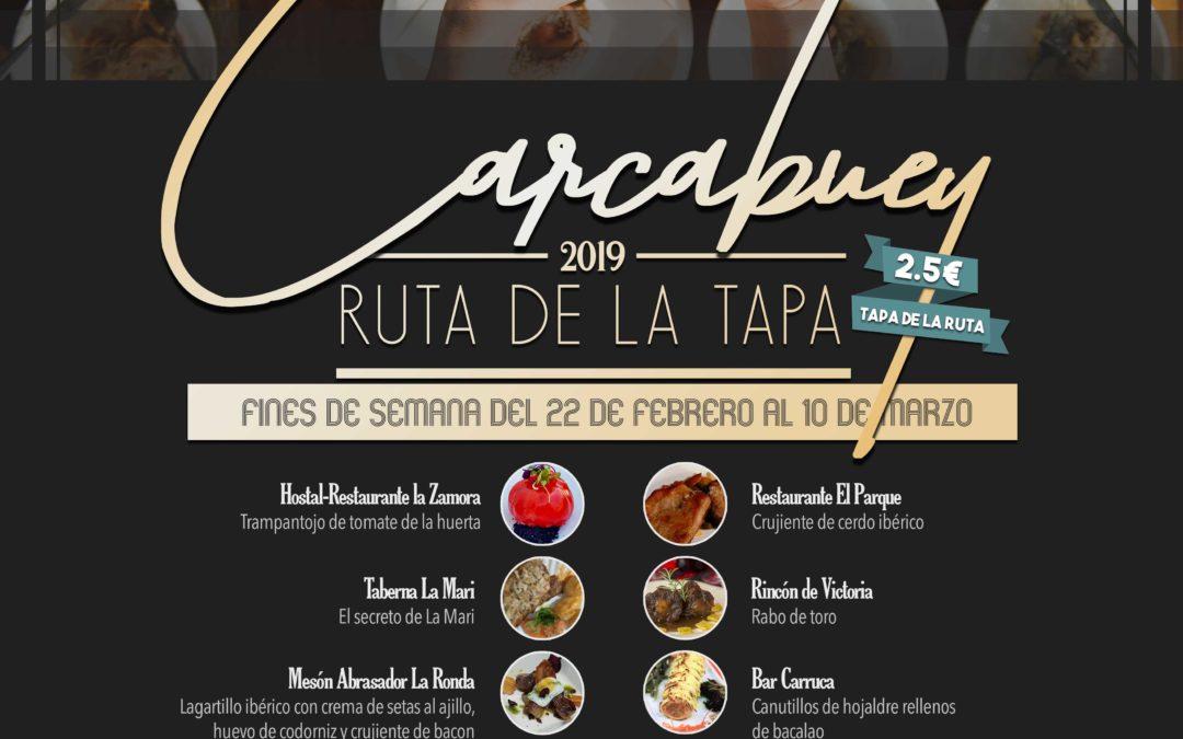 RUTA DE LA TAPA 2019 1
