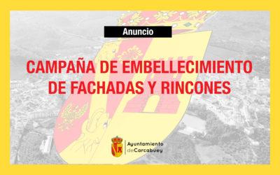 CAMPAÑA DE EMBELLECIMIENTO DE RINCONES Y FACHADAS