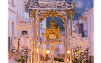 I CONCURSO DE ALTARES CON MOTIVO DEL CORPUS CRISTI 2019
