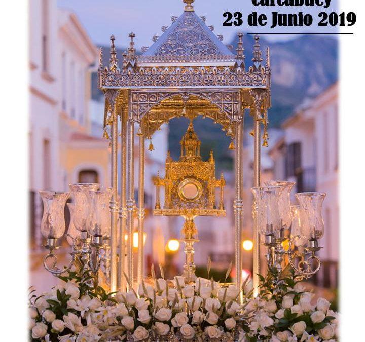 I CONCURSO DE ALTARES CON MOTIVO DEL CORPUS CRISTI 2019 1