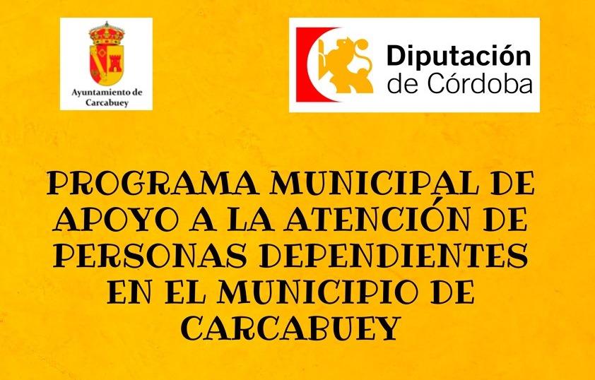 Programa Temporal extraordinario de Atención de Personas Dependientes del Municipio