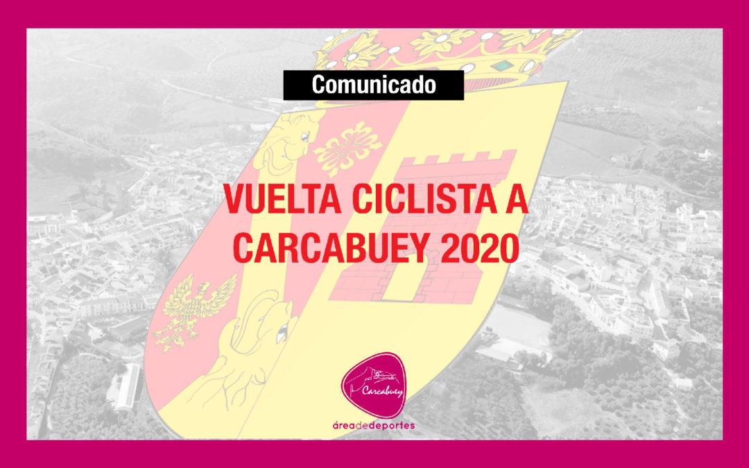 Vuelta Ciclista a Carcabuey 2020