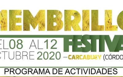 MEMBRILLO FESTIVAL 2020