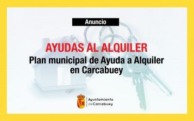 PLAN MUNICIPAL DE AYUDA AL ALQUILER