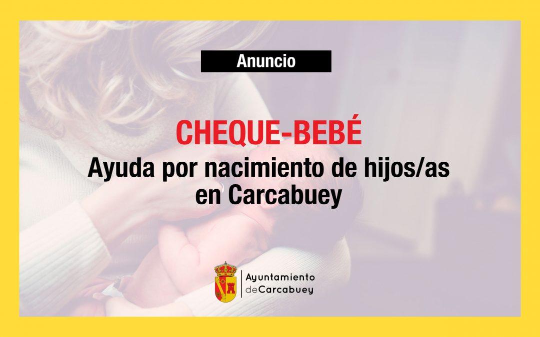 CHEQUE-BEBÉ | AYUDA POR NACIMIENTO DE HIJOS/AS 2021