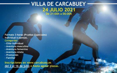 I CARRERA DE ORIENTACIÓN NOCTURNA VILLA DE CARCABUEY