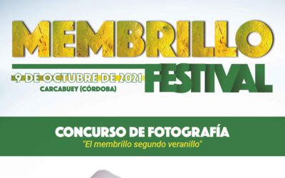 CONCURSO DE FOTOGRAFÍA MEMBRILLO FESTIVAL 2021