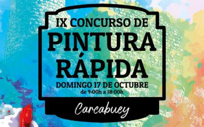IX CONCURSO DE PINTURA RÁPIDA
