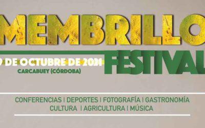 PROGRAMACIÓN DEL MEMBRILLO FESTIVAL 2021